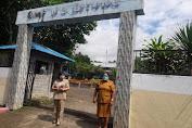 Kepsek SMPN 3 Kumersot Ucapkan Terimakasih yang tak terhingga Kepada Para TNI Kodim 1310/Bitung Bersama Pemkot Bitung