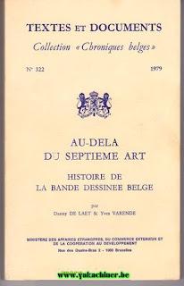 BD BELGE 1979