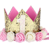 $6.99 (Reg. $10.99) + Free Ship Baby Princess Birthday Crown!