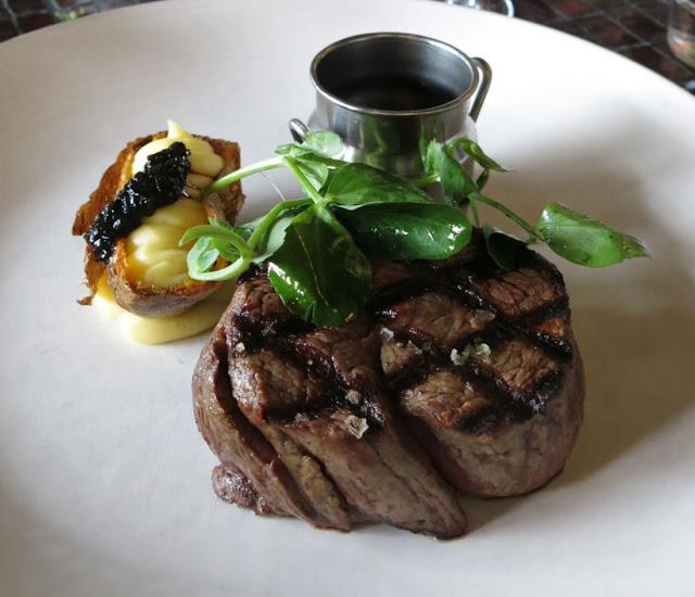 Morris Jones & Co, Windsor, beef fillet
