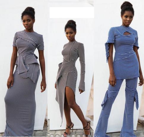 Fashion: Uju's Meena links Nigeria-Cameroon roots