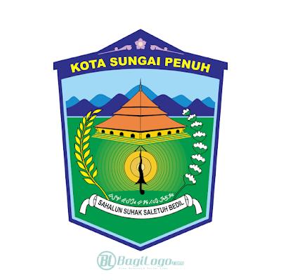 Kota Sungai Penuh Logo Vector