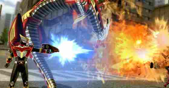 Kamen Rider Game PC