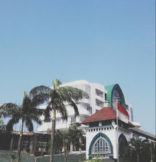 Halaman Kampus Universitas Islam Sultan Agung