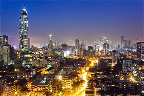 GTA 6 chắc là lấy hình ảnh ở city Mumbai