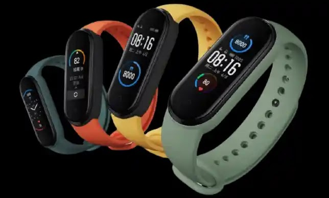 Mi band 6 unveiled with new features in just $30