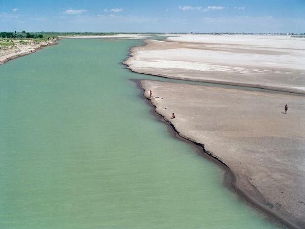 Jaihan Sungai yang Mengalir dari Surga