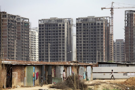 Skyscrapers- but no sewage system. Meet a city run by private industry - Real Estate News | India's Largest Real Estate Network