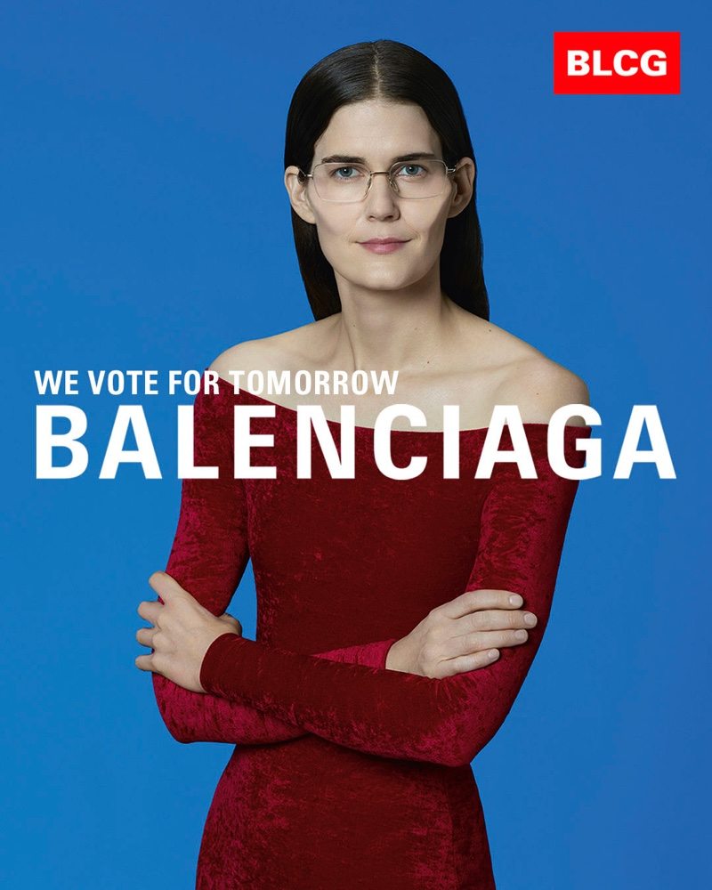 Balenciaga makes a political statement with Spring/Summer 2020 Campaign