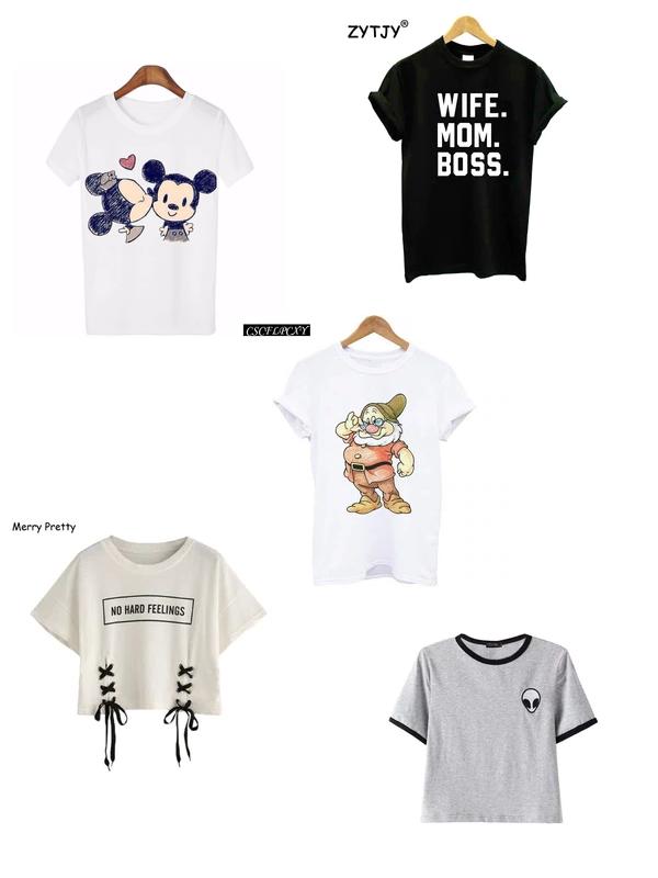 690c59ac7f7b Jeśli tak jak ja lubicie postacie z bajek i kreskówek to spodobają Wam się  koszulki z rysunkiem Myszki Miki i Minnie oraz krasnoludkiem z Królewny  Śnieżki.
