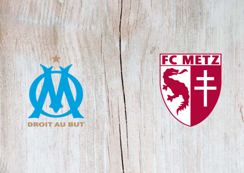 Olympique Marseille vs Metz -Highlights 26 September 2020