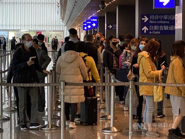 Bertambah 23 Kasus, Total Kasus COVID-19 di Taiwan Mencapai 100 Orang Namun 22 Orang Dinyatakan Sembuh