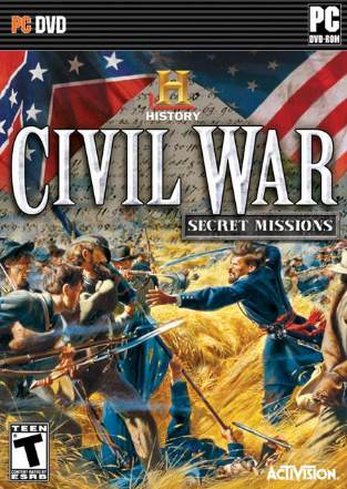 Civil War Secret Missions PC Full [MEGA]