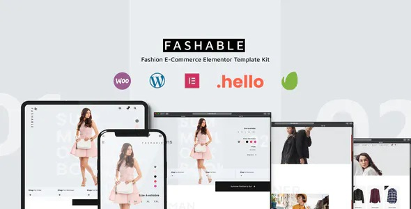 Stylist eCommerce Elementor Template Kit