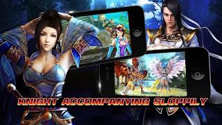 Download Game Sword Kensin V1.16.2.1202 MOD Apk