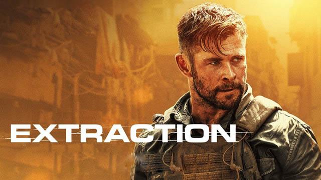 Extraction (2020) Movie [Dual Audio] [ Hindi + English ] [ 720p + 1080p ] BluRay Download