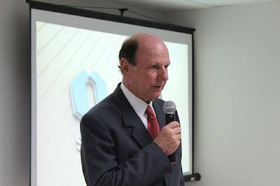Diretor presidente fala sobre programação para os 50 anos e mudanças administrativas na abertura do II Integra em Brasília