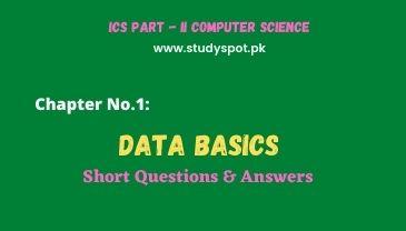 database interview questions, ics part 2 computer, data basics short questions