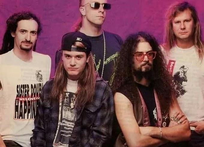 Nos trataban como a una mierda: Mike Patton cuenta el día en el que se meo en el teleprónter de Axl Rose girando con Guns N' Roses