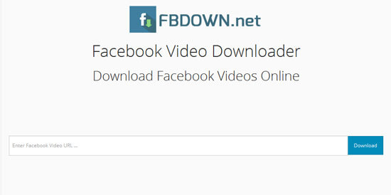 Video Facebook Downloader