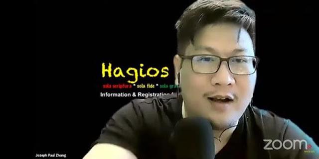 Habib Husin: Ucapan Joseph Paul Zhang Berbahaya Bagi Generasi Muda