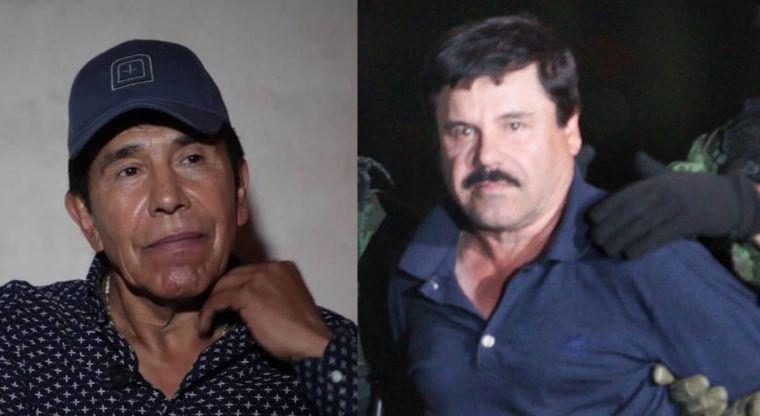 Las cartas entre Caro Quintero y el Chapo