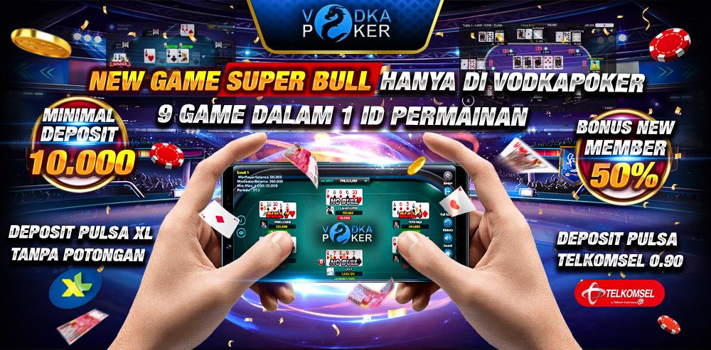 VODKAPOKER.CLUB | Poker Online Indonesia Terbesar Dan Terpercaya