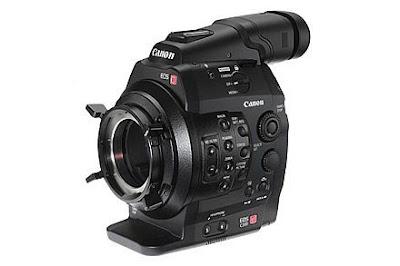 Canon EOS C300 PLファームウェアのダウンロード