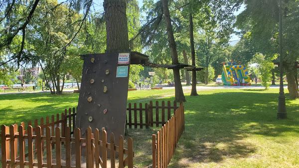 Park Linowy w Zgierzu