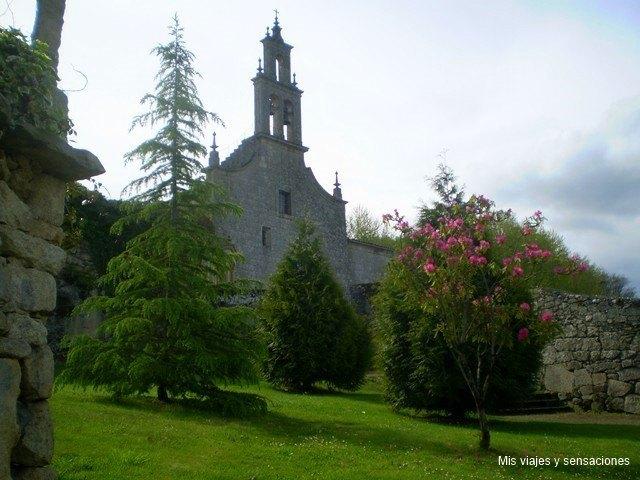 Iglesia de Santa María de Vilanova, Allariz, Galicia