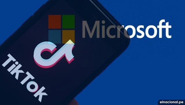 Microsoft's and TikTok