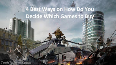 4 Best Ways on How Do You Decide Which Games to Buy