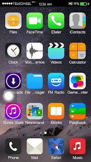 [Custom][Rom] IPHONE 6 IOS 8 for Lenovo A516