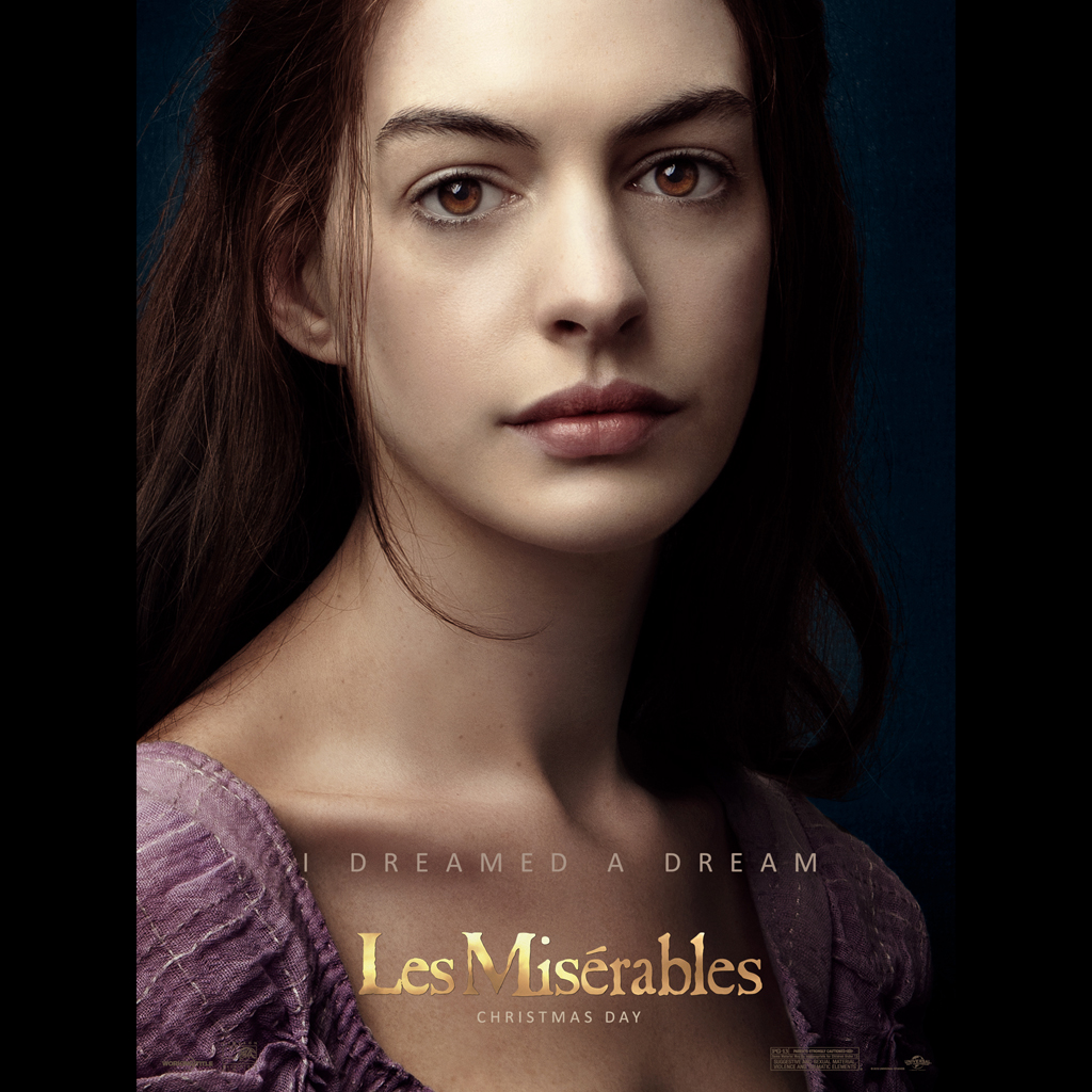 Anne Hathaway Award Les Miserables