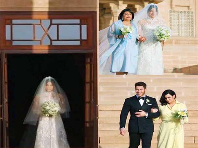 priyanka chopra wedding pics