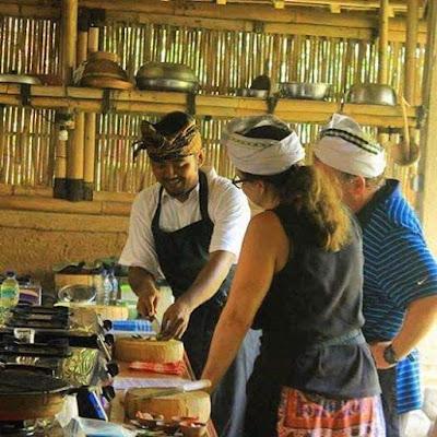 Cooking class di Ubud Bali