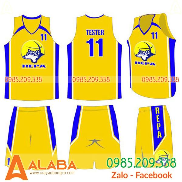 Quần áo bóng rổ Hà Nội chính hãng