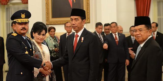 Padahal Mau Pensiun, Kenapa Sampai Saat Ini Jokowi Belum Ganti Hadi Tjahjanto?