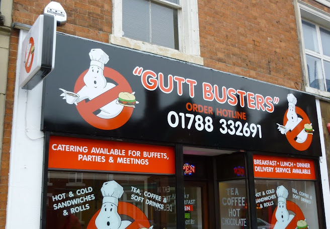 Gutt Busters in Rugby