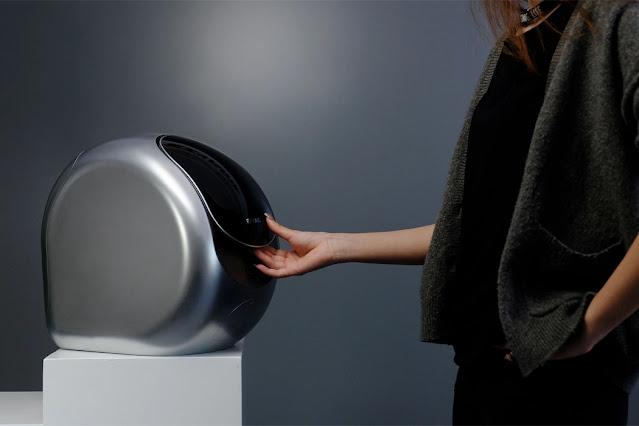 miniature washing machine