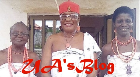 Omu Of Anioma: Meet Nigerian Female Monarch Who Can Only Marry A Woman