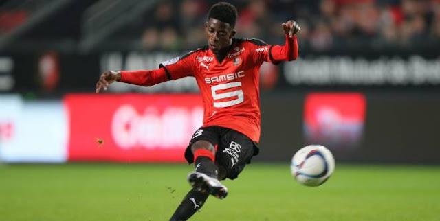 Vidéo et Buts de Rennes-Nantes (4-1): Dembélé en apothéose.