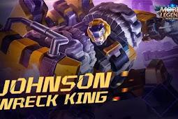 Jhonson Skin Epic Wreck King Akan Hadir 2 Hari Lagi !!!