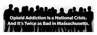 """""""Opioid epidemic grinds on in Mass. at elevated rates"""""""