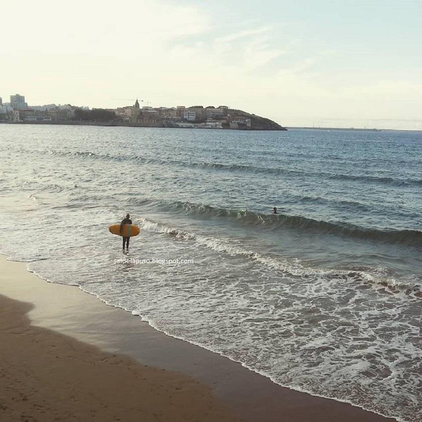 ocaso-playa-gijon-surf