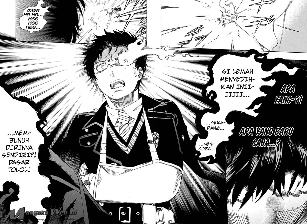 Ao no Exorcist Chapter 93-27