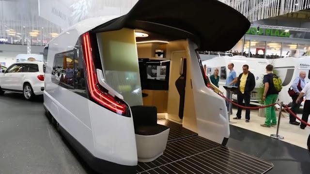 Top 10 Futuristic Campers in 2020