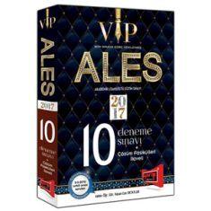 Yargı ALES VIP Çözümlü Fasikül İlaveli 10 Deneme Sınavı (2017)