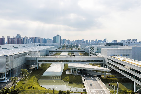 Volkswagen inicia produção de ID.4 X e ID.4 Crozz na China