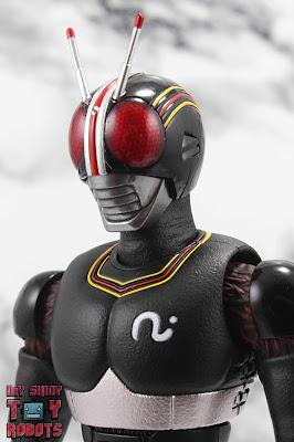 S.H. Figuarts Shinkocchou Seihou Kamen Rider Black 01